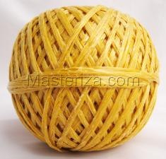Шпагат полипропиленовый(жёлтый). (150м)