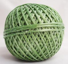 Шпагат полипропиленовый(зелёный). (150м)