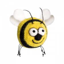 Пчела Пчелетта. Размер - 8 см.
