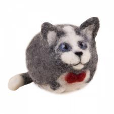Котик Котя. Размер - 7 см.