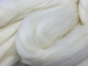 Шерсть для валяния белая (205).