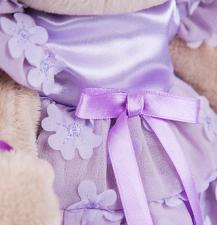 Зайка Ми Виолетта, мягкая игрушка BudiBasa, 25 см