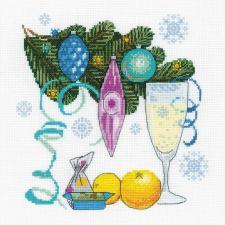 Риолис | С Новым годом! Размер - 25 х 25 см