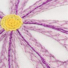 Риолис | Прекрасный цветок. Размер - 30 х 34 см