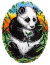 """Коврик """"Панда"""". Размер - 52 х 68 см."""