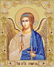 Ангел Хранитель. Размер - 26 х 32 см.