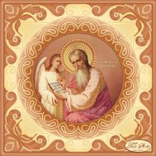 Святой Апостол и Евангелист Матфей. Размер - 24 х 24 см.