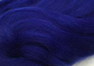 Шерсть для валяния синий (173).