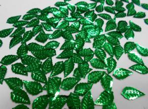 Листик (зелёный).
