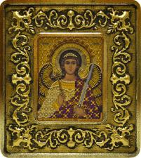Ангел Хранитель (лилии золото).