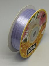 Лента атласная Skroll,3 мм,цвет№ 173 (сиреневый, светлый)