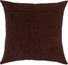 "Обратная сторона подушки ""Шоколад""."