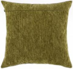 """Обратная сторона подушки """"Мох""""."""