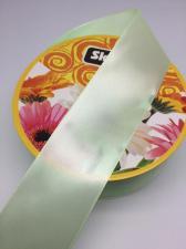 Лента атласная Skroll,50 мм,цвет№ 80 (мятный)