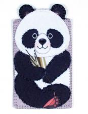 """Чехол для телефона """"Милая панда""""."""