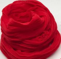 Капрон цветной. Цвет (красный)