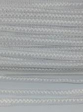 Тесьма Самоса,12 мм,цвет 101 (белый)