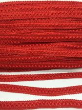 Тесьма Самоса,12 мм,цвет 162 (красный)