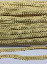 Тесьма Шанель,10 мм,цвет 106 (кремовый)