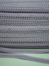 Тесьма Шанель,10 мм,цвет 164 (светло-сиреневый)