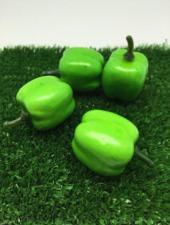 Перец зелёный декоративный,30 мм,1 шт.