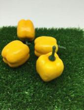 Перец жёлтый декоративный,30 мм,1 шт.