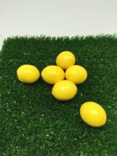 Лимон декоративный,25 мм,1шт