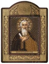 Киот Святой Апостол Андрей Первозванный.