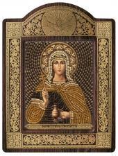 Киот Святая Мученица Фотиния Самаритянка (Светлана).