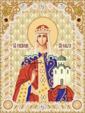 Маричка | Святая Равноапостольная Благоверная княгиня Ольга. Размер - 18 х 24 см.