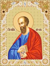Святой Апостол Павел. Размер - 18 х 24 см.