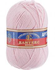 Пряжа Аргентинская шерсть. Цвет 055 (светло-розовый)