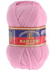 Пряжа Аргентинская шерсть. Цвет 056 (розовый)