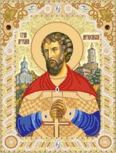 Святой Артемий Антиохийский. Размер - 18 х 24 см.