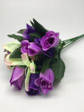Роза с лилией.