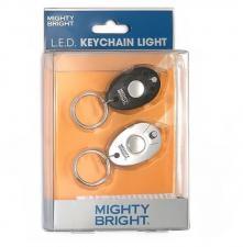 "Брелок ""Mighty Bright"", с подсветкой, 2 шт"