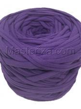 Трикотажная пряжа. Цвет (фиолетовый)
