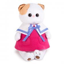 Кошечка Ли-Ли в морском платье.