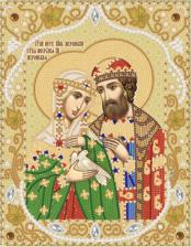 Маричка | Пётр и Феврония. Размер - 18 х 24 см
