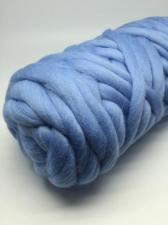 Камтекс | Супер толстая пряжа, цвет 015 (голубой), 500 г/40м