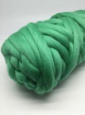 Камтекс | Супер толстая пряжа, цвет 025 (мята), 500 г/40м