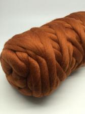 Камтекс | Супер толстая пряжа, цвет 051 (терракот), 500 г/40м