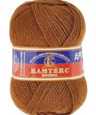 Пряжа Аргентинская шерсть. Цвет 112 (золотистый)