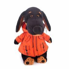 Ваксон в оранжевой ветровке, мягкая игрушка Budi Basa