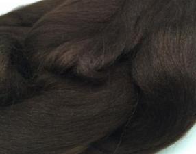 Шерсть для валяния,цвет шоколад (063).