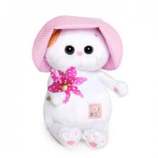 Ли-Ли BABY в панамке с вертушкой, мягкая игрушка BudiBasa