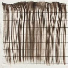 Волосы-тресс для кукол прямые,длина волоса 40 см,длина тресса 50 см,цв.4А