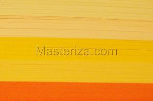 Бумага для кручения (жёлтый ассорти). Размер - 3 мм.