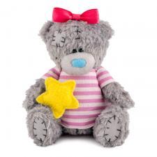 """Набор """"Miadolla"""" для изготовления игрушки """"Татти Тедди со звёздочкой"""". Размер - 14 см."""