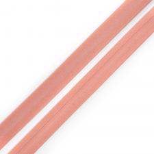 Косая бейка TBY атласная шир.15мм цв.F151 розовый